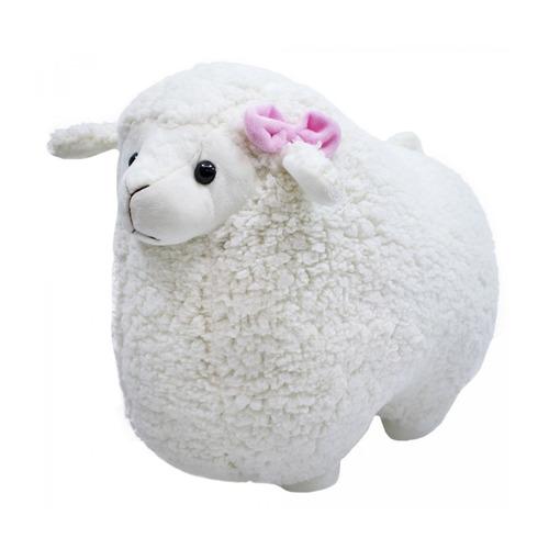 ovelha de pelúcia bolinha m - fazendinha - linda!!!