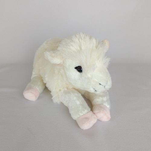 ovelha/cordeiro de pelúcia filhote p 24cm