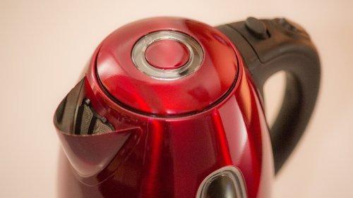 ovente ks96r hervidor tetera electrica portatil 1.7 litros