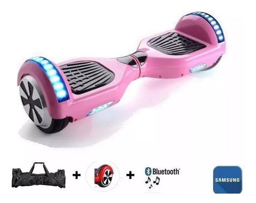 over board hoverboard