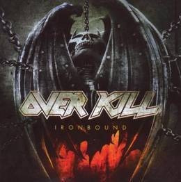 over kill ironbound cd nuevo