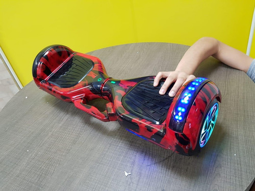 overboard skate eletrico 6,5 bateria sansung varias cores