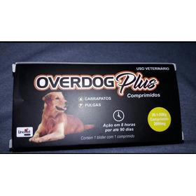 Overdog Plus 30.1 A 50kg. Similar Ao Bravecto E Nexgard