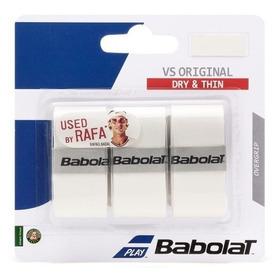 Overgrip Babolat Vs Original Branco - Cartela
