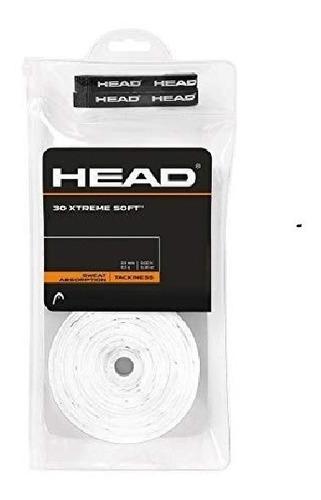 overgrip head xtreme soft 30 grip tennis padel federer