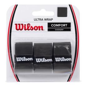 Overgrip Wilson Ultra Wrap - Conforto Todos Esportes - 3un