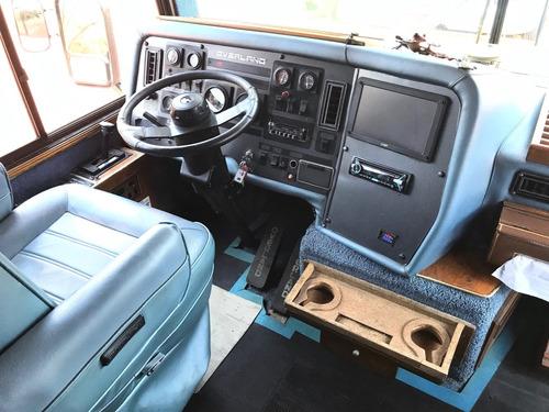 overland motorhome 1990