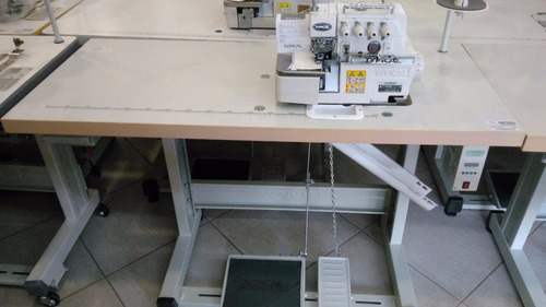 overlock 4 hilos typical gn794d direct drive motor incorpora