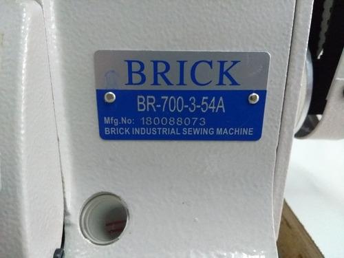 overlock industrial 4 hilos brick pasaelastico