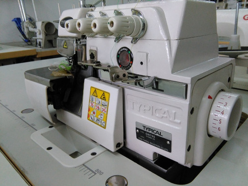 overlock industrial 5 hilos typical gn-795