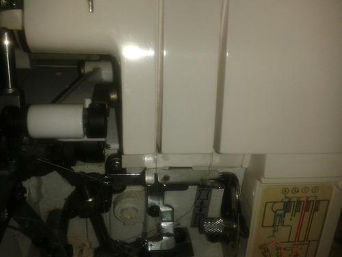 overlock yamata fy14u excelente máquina- singer simple 3116