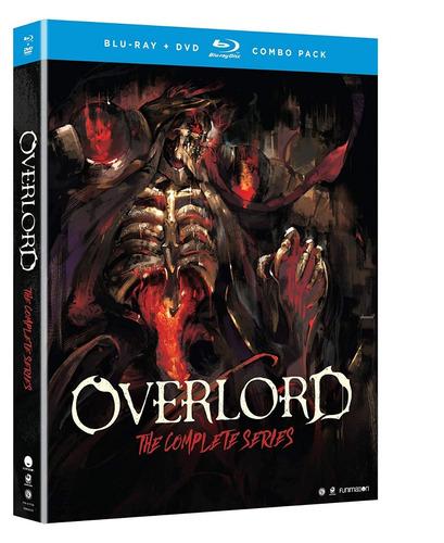 overlord (3 temporadas)
