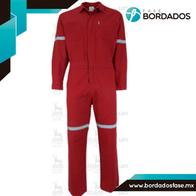 ebfa855202 Overol Con Tu Logo Bordado Uniforme Industrial Uso Rudo