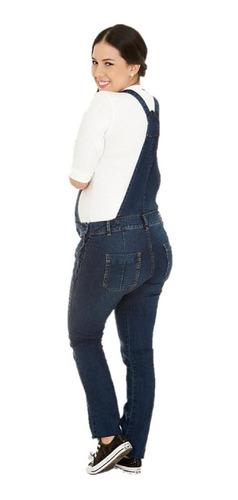 overol maternidad de mezclilla pantalon ropa de maternidad