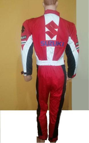 overoles anti flama nomex ignifugo pilotos carreras autos