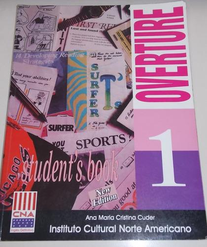 overture 1 student's book ana maria cristina cuder