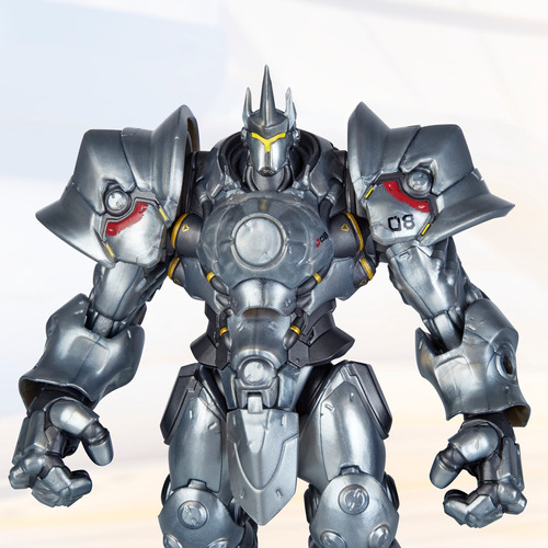 overwatch figuras ultimates reinhardt
