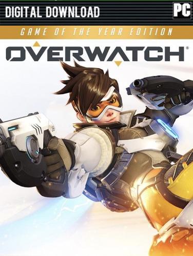 overwatch game of the year edition código digital battlenet