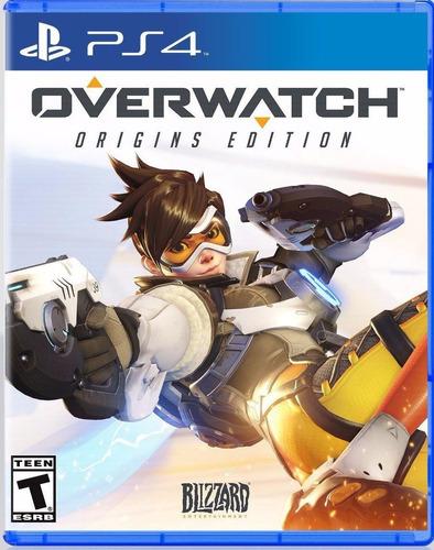 overwatch origins edition ps4 en palermo