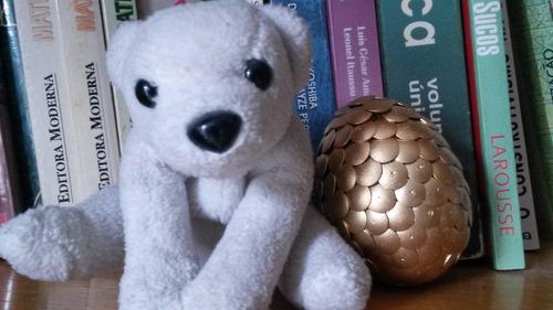 ovo de dragão tipo 1 (artesanato)