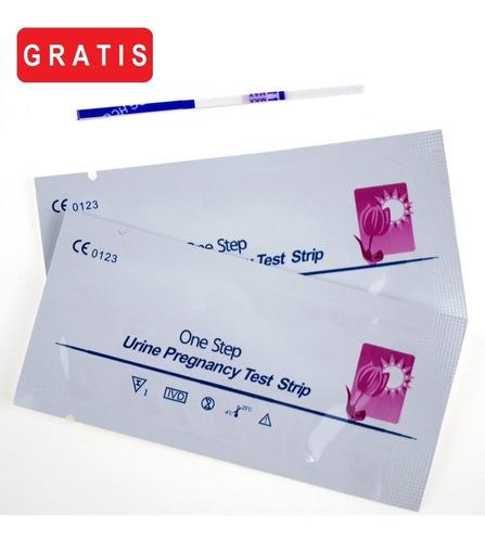 ovulación embarazo test