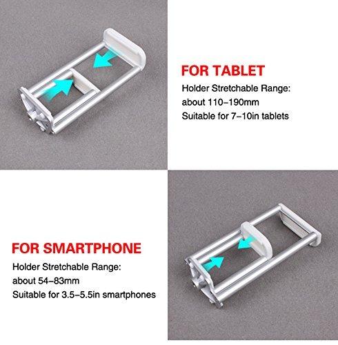 owoda 2 en 1 celular / tablet soporte extendido soporte a...