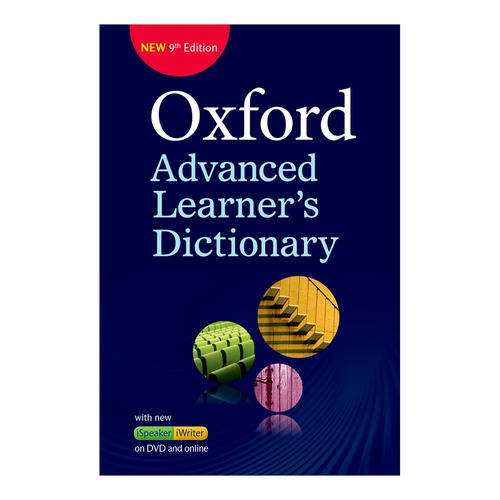 oxford advanced dictionary 9th edition - mosca