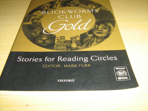 oxford bookworms club gold