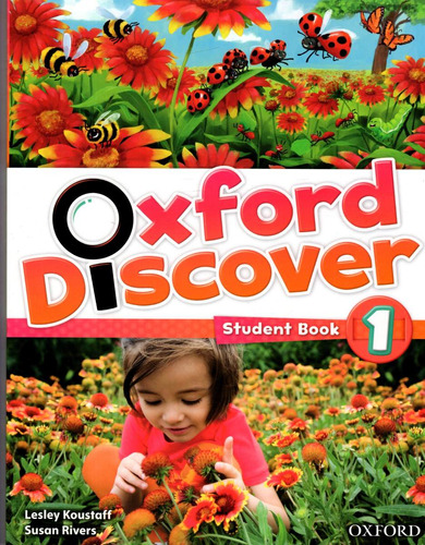 oxford discover 1 - student book - oxford
