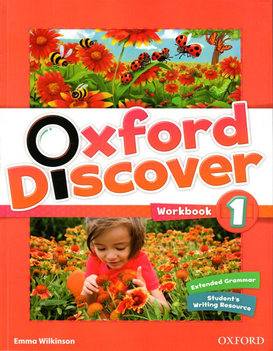 oxford discover 1 - workbook - oxford