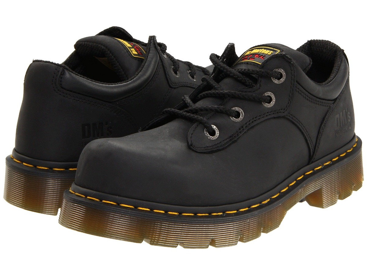 26df2d15fcc Oxford Dr. Martens Work Naseby St 4 Tie Shoe S-456 -   5