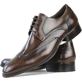 48454a0036 Sapato Feito A Mao Masculino - Sapatos no Mercado Livre Brasil