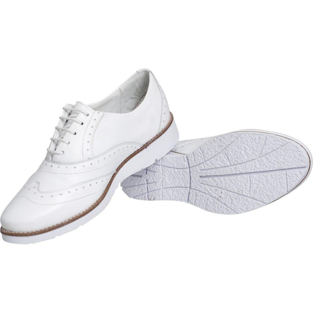 87d35a44e oxford feminino branco sapato 220. Carregando zoom.