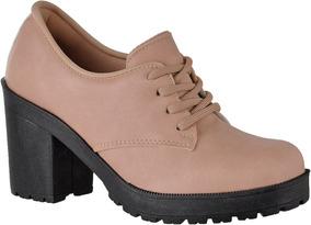 fb12afb188 Sapato Oxford Milli - Sapatos Rosa claro no Mercado Livre Brasil