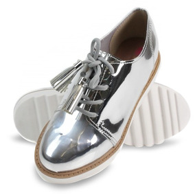 c5adf9bb8 Sapato Oxford Infantil Menina - Sapatos no Mercado Livre Brasil
