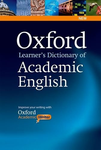 oxford learner s dictionary of academic english envío gratis