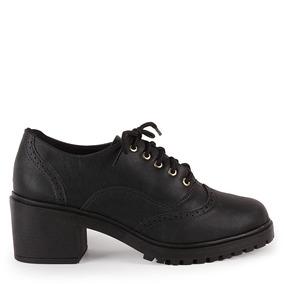 cd28e86cf3 Sapato Oxford Lojas Renner Novidade! Feminino Oxfords - Sapatos no Mercado  Livre Brasil