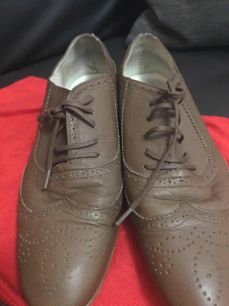 7947f992374 Hermosos Zapatos Oxford Carolina Herrera Para Mujer¡¡¡ -   2