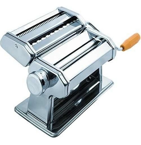 oxgord pasta maker machine - rodillo de acero inoxidable !