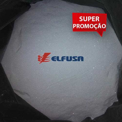 óxido de alumínio branco - malha 320 - 100% puro.