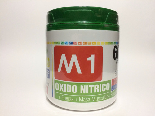 oxido nitrico / arginina 300 grs aminoacido