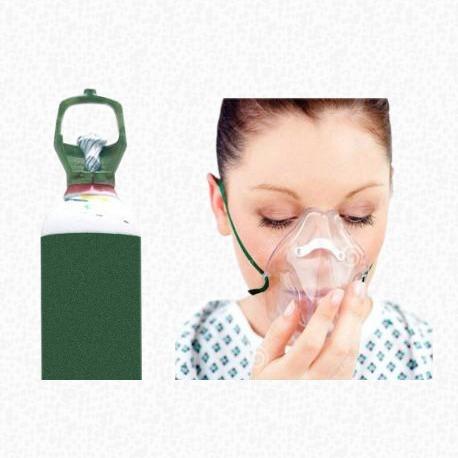 oxigeno medicinal a domicilio