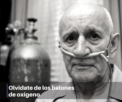 oxigeno medicinal - tu opcion mas economica