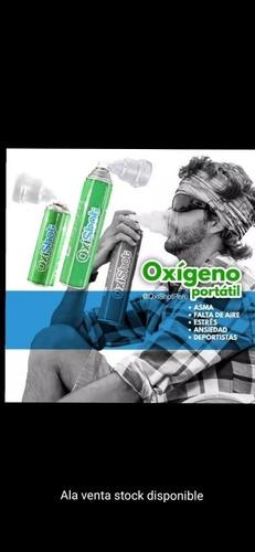 oxígeno portátil
