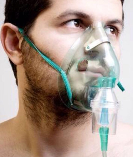 oxígeno tubo oxígeno