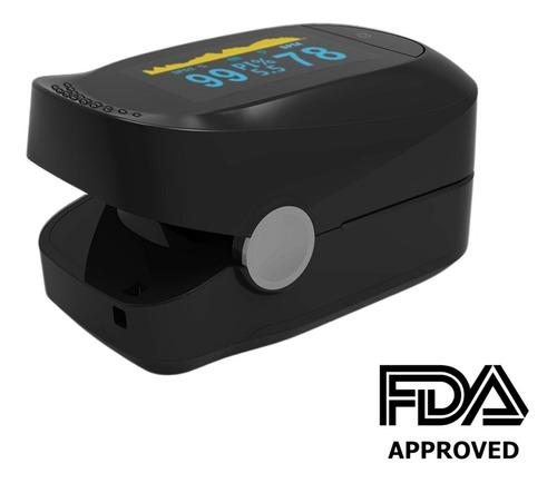 oximetro de dedo pulsioximetro digital uso pediatrico adulto