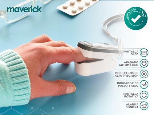 oxímetro de dedo yuwell yx300 onda plestimográfica
