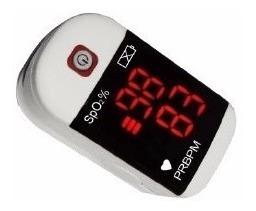 oximetro de pulso adulto led certificado x anmat- uso medico