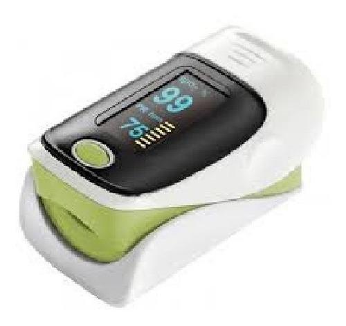oximetro de pulso digital profesional con curva