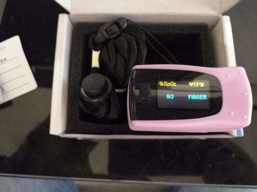 oximetro de pulso edan h10
